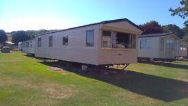Luxury Willerby Rio Static Caravan in Somerset not Devon or Cornwall or Weymouth