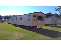 Luxury Willerby Rio Static Caravan in Somerset not Devon or Cornwall or Weymouth