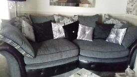 Large lounge sofa
