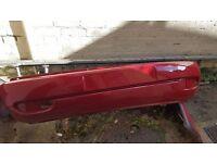 Brand New Front Bumper. VW Transporter T4 Caravelle.... Long Nose.
