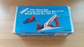 Hilka Plane set No.4 and No.102