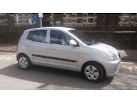 2007(07)KIA PICANTO 1.0 GS MET SILVER,5DR,CLEAN CAR,GREAT VALUE