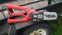 chain saw looper