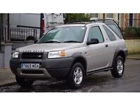 Landrover Freelander 1.8 (90,000 miles) URGENT! OFFERS WELCOME