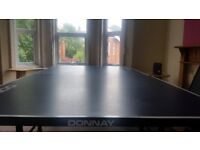 Donnay Ping Pong table, Table Tennis