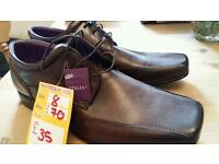 Next Italian shoes brown