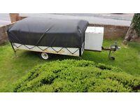 Sun Seeker Trailer Tent