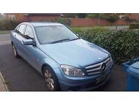 Mercedes C200 diesel blue efficiency excellent mpg