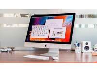 21.5 iMac Slim 2013 i5 2.7Ghz 8Gb Ram 1Tb HDD Final Cut Pro X Logic Pro X Adobe CC Microsoft Office
