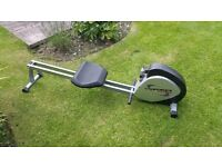 Confidence fitness rowing machine