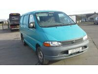 **FOR BREAKING** 2003 TOYOTA HIACE.