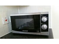 Morphy Richards Microwave for sale (house clearance)