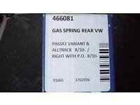 Kilen Right Rear Boot Gas Spring for VW PASSAT VARIANT & ALLTRACK Part No 466081