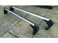 VW GOLF ROOF BARS