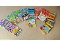 Oxford Reading Tree Box Set - Read at Home Levels 1-5