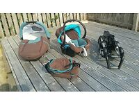 Bebe confort streety travel system/buggy