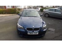 BMW 530 D SPORT E60 2005 AUTO STUNNING FULL HISTORY EXCELLENT CONDITION