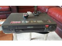 Panosonic VHS video player