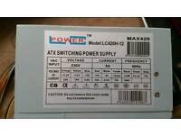 LC Power PSU 420 Watts