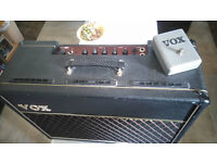Vox AC 10 guitar amp, 1965 thickedge twin channel vibrato/normal excellent condition