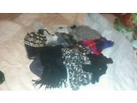 Hat gloves scalfs bundle offers