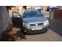 Vauxhall Vetctra 2.2 AUTO low milage 1year MOT