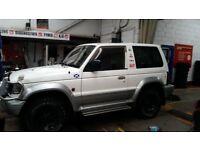 Mitsubishi pajero 2.8 diesel good for its age