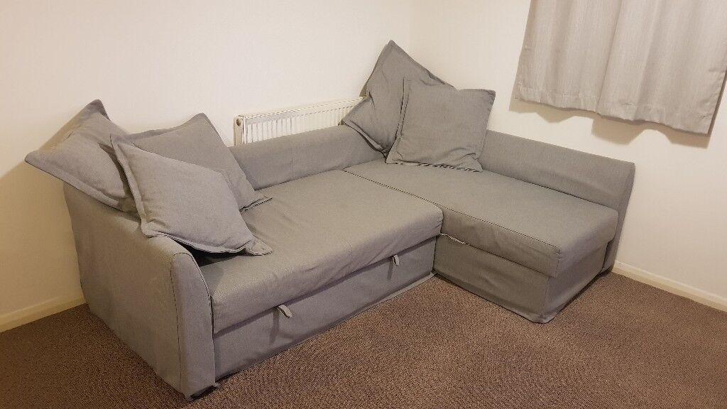 Used Corner Sofa Bed Holmsund