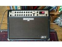 Beringer acx1000 acoustic amp