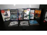 PS2 Games & Memory Card