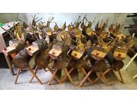 Hand Crafted Reindeer