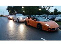 Last minute wedding cars   Last Minute New Year Car   Rolls Royce   Lamborghini   Bentley