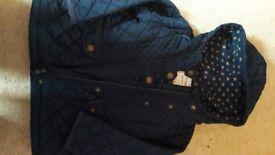 Girls next coat 2-3 years.