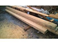 8 x 2 reclaimed timber