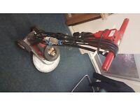 Floor buffer machine, Victor Sprite 400