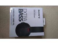 Sony Headphones - bluetooth
