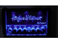 Hughes & Kettner TubeMeister HT-5 Valve Guitar Head + Orange 1x8 Cab