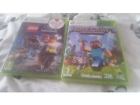 Minecraft and lego