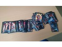 WWE Slam Attax cards - approx 100