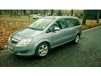 Vauxhall Zafira 09 for Sale- Low Mileage-Lady Owner