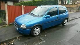 Vauxhall Corsa 1.4i 16v S.port