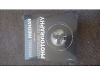 M. Freeman 'mastering digital photography' book