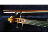 V9. Violin 4/4 size
