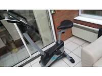 York c201 excersise bike