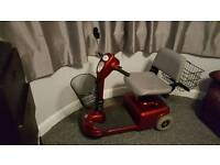 Mobility scooter very very good condition Hardly ever used! First to see will buy.