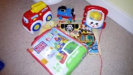 Little bundle of toys