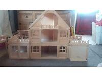 Elc dolls house - BARGAIN