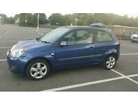 2006 FORD FIESTA FREEDOM EDITION 1.4 87K MILES CHEAP SALE!!!