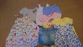 Spring/Summer bundle 12-18mths