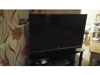 "SONY BRAVIA 40"" TV / SONY CD DVD PLAYER / SONY VIDEO CASSETTE RECORDER ALL FOR £130 ONO"